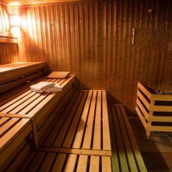 energieverbruik sauna