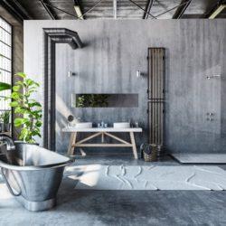 besparen badkamer