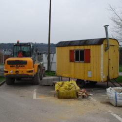 Hoe belangrijk zijn schaftwagens op de bouwplaats?