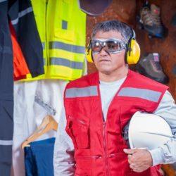 Een goede gehoorbescherming is van cruciaal belang