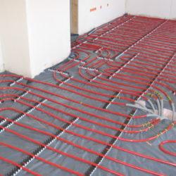 Waarom een elektrische vloerverwarming?